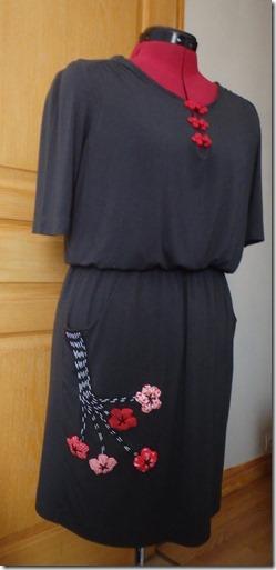 robe customisée bis