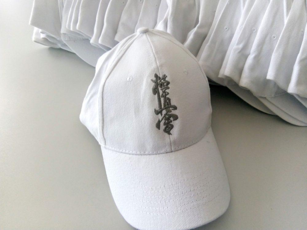 Бродерия върху шапки IFK