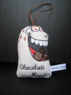 monster chocolate