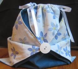 pochon origami couture