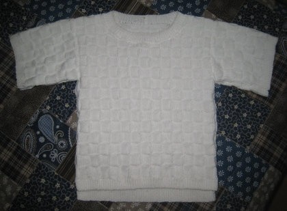 pull coton 6 ans