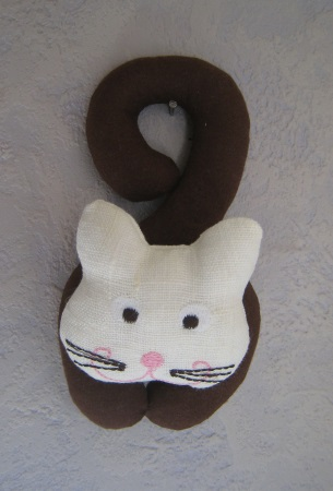 chat de porte ith