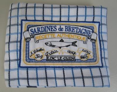 torchon sardine