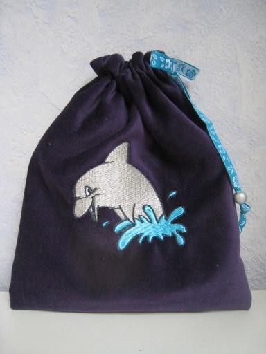 pochon dauphin