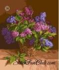 natura-liliac roz si mov