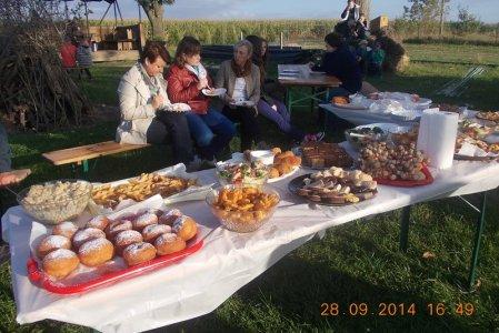 28 września 2014 odbyły się tradycyjne Kartoflaki
