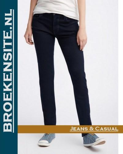 Mustang Sissy Slim denim blue M 1006275 - 5000 - 941 Broekensite jeans casual