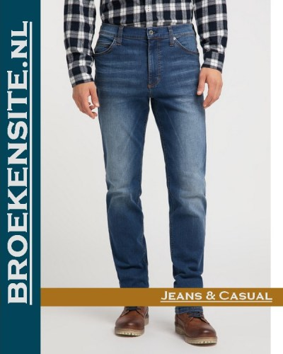 Mustang Tramper Tapered denim blue light M 1004457 - 5000 313 Broekensite jeans casual