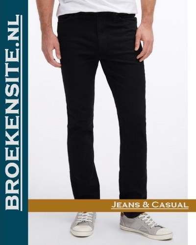 Mustang Tramper Tapered midnight blackM 0112-5799 - 490 Broekensite jeans casual