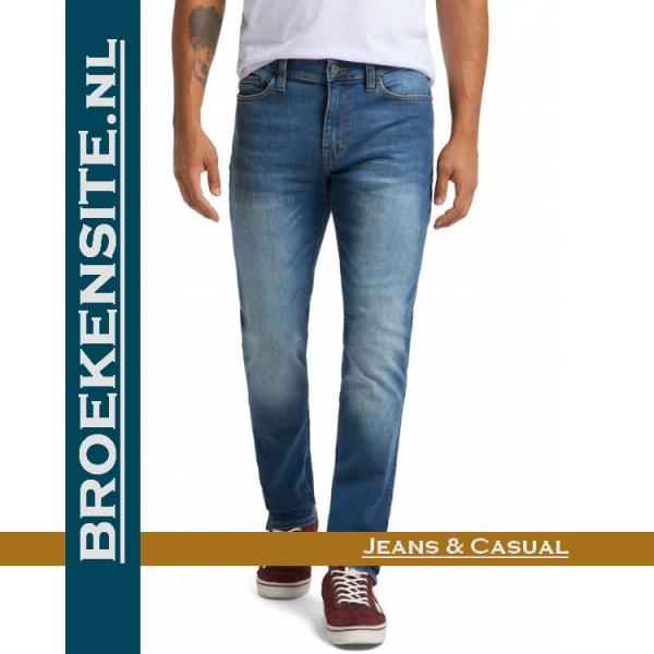 Mustang Vegas denim blue used M 1008949 - 5000 783 Broekensite jeans casual