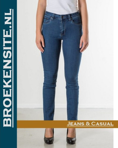 New Star Memphis stretch stone wash NS 999-MEMPHIS-23-1 Broekensite jeans casual
