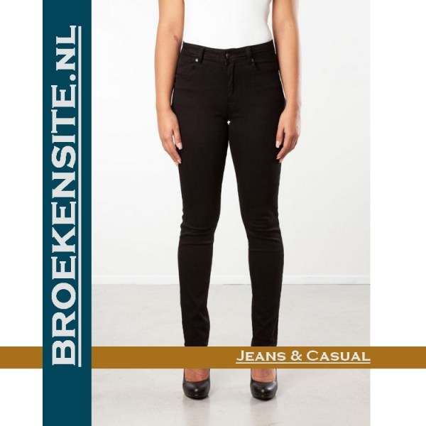 New Star New Orlean stretch black NS 999-NEW-ORLEAN-TW-95-101 Broekensite jeans casual