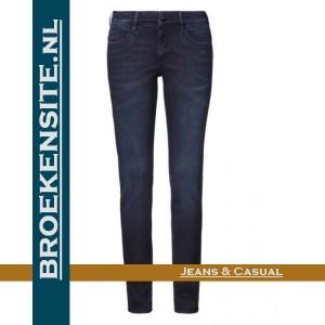Paddocks Lucy blue black darkstone P 602704060000 - 5732 Broekensite jeans casual