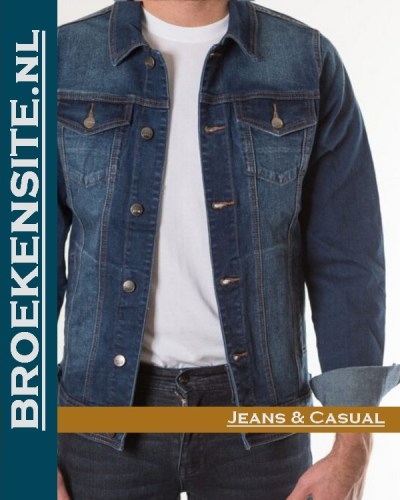 New Star Harvard jack stone used NS-999-HARVARD-23-14 Broekensite jeans casual