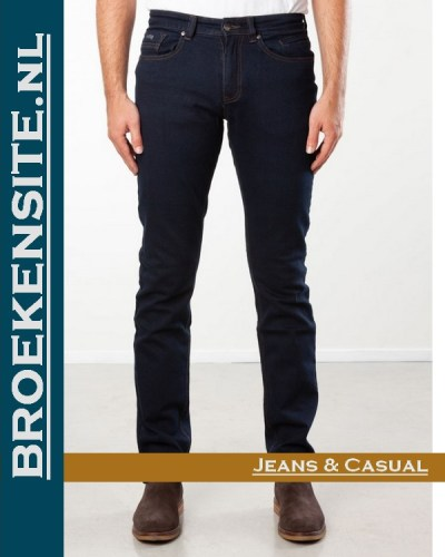New Star slim fit stretch indigo NS - 999-JV-SLIM-DNM1-23-66 Broekensite jeans casual