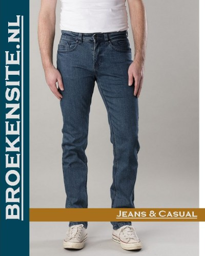 New Star slim fit stretch stone NS - 999-JV-SLIM-DNM1-23-1 Broekensite jeans casual