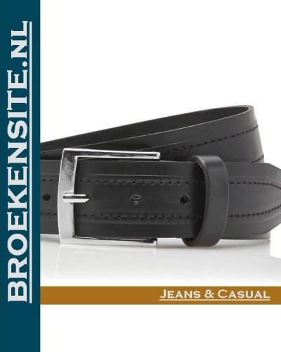 Riem Superieur handgemaakt zwart TB 34740-ZW spijkerbroek Broekensite jeans casual