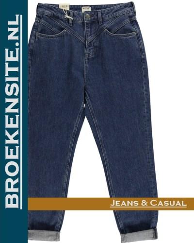 Mustang Moms dames spijkerbroek jeans M 1012036 5000-681 Broekensite jeans casual