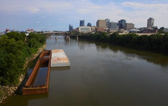 Cumberland River, Nashville