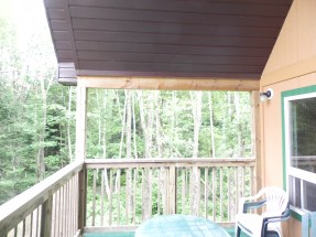Star Lake Road Addition Existing Covered Porch