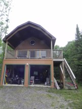 Star Lake Road Addition Existing Front View