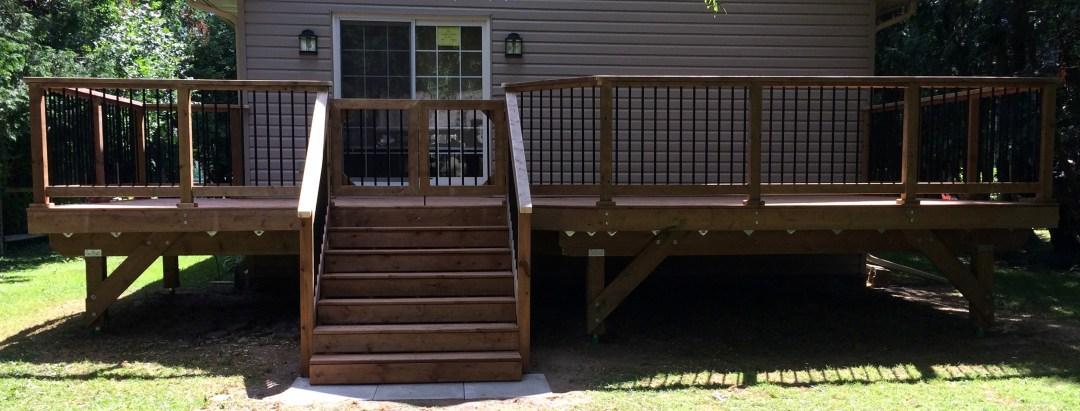 Innisfil Deck Rebuild - Banner