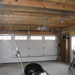 Partridge Bay Garage After Construction