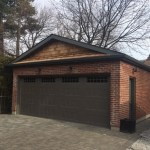 Toronto Garage After Construction Front Right View
