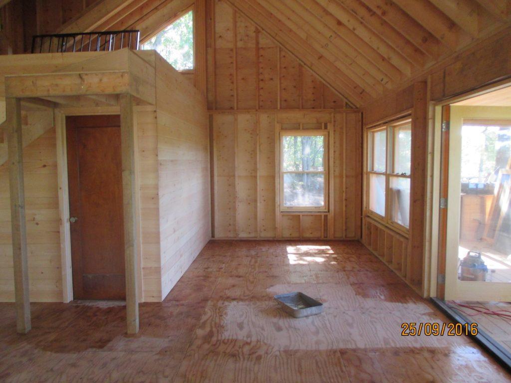 NML Cottage Interior