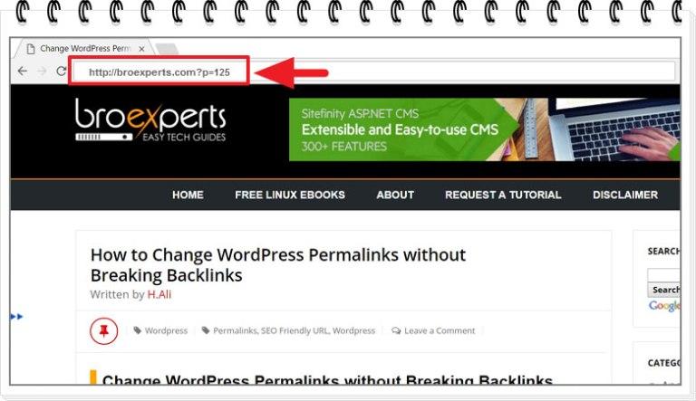 WordPress-Permalinks-Structure