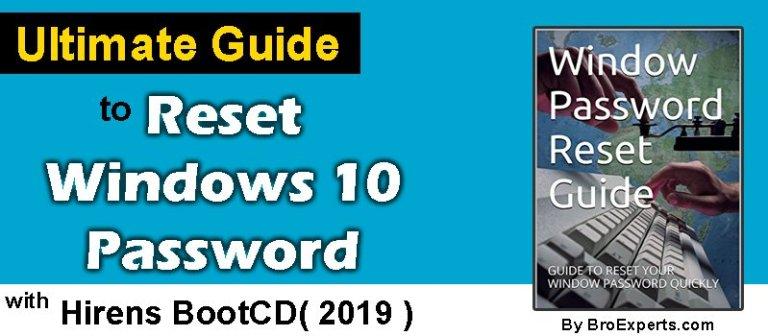 Windows-10-password-reset-guide