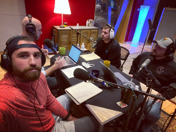 Entrepreneurs from St. Louis talk about why you should quit your bitching and complaining!
