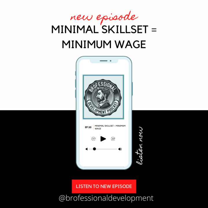 Entrepreneurs talk about minimum wage on their business development podcast!
