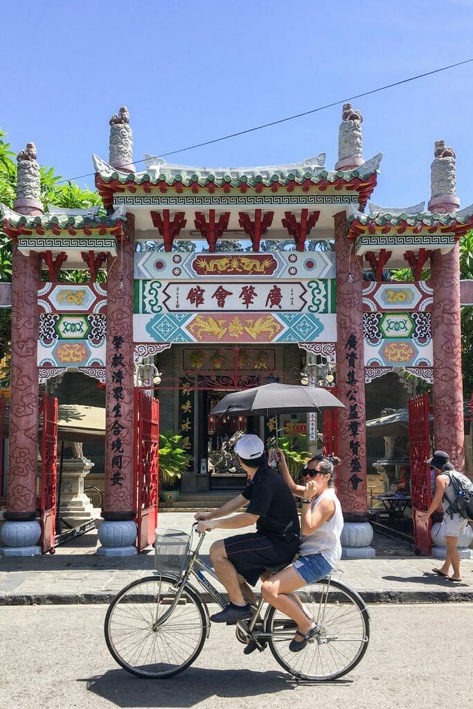 Hoi An Temple Vietnam