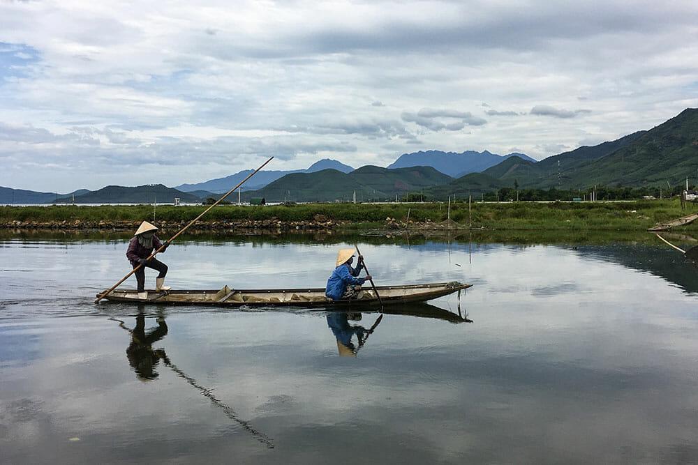 Hue Fishing Village Vietnam