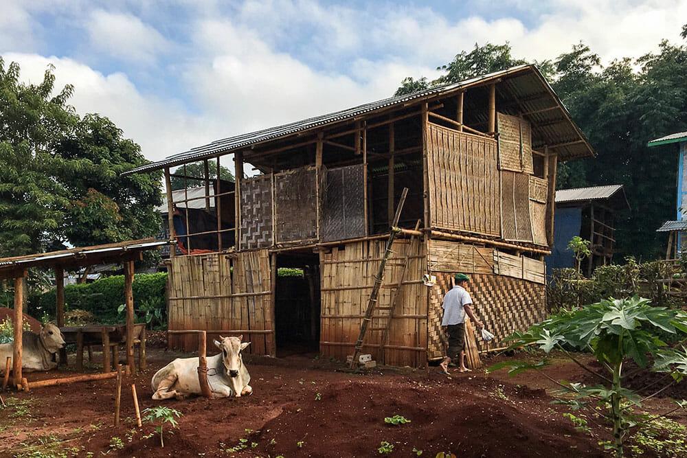 Kalaw to Inle Lake Trek Village Myanmar Burma