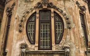 Bucharest Romania Architecture Window
