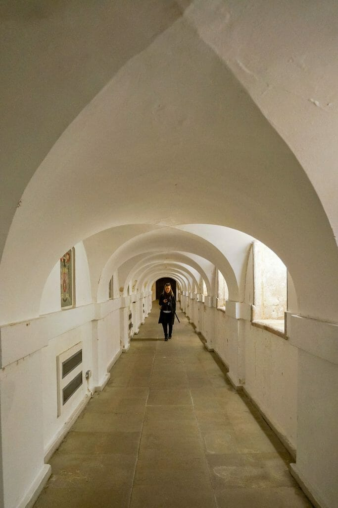 london greenwich naval college tunnel