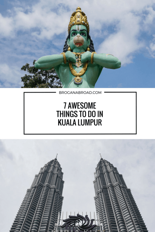 7 Awesome things to do in Kuala Lumpur 2