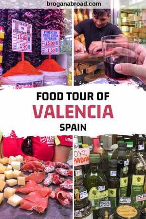 Food Tour of Valencia, Spain