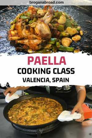 Secrets of Real Paella - Cooking Class in Valencia