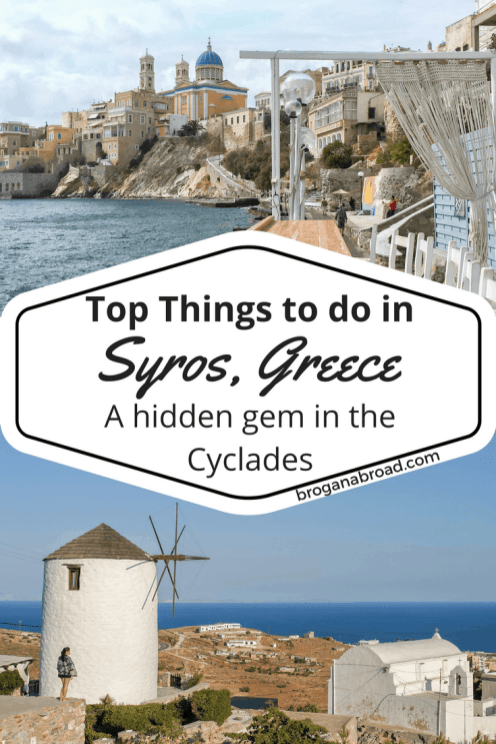 Top things to do in Syros, Greece
