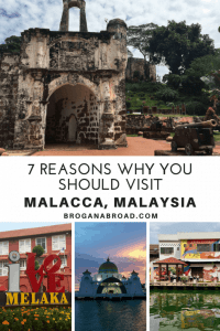 A city with a Portuguese and Dutch heritage, Malacca is only a few hours from Kuala Lumpur and Singapore. Here are a few of the many reasons to visit Malacca in Malaysia, as a day trip or over a few days.