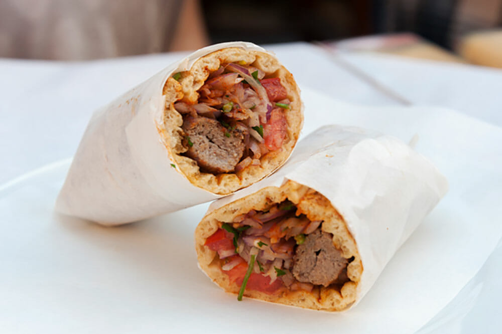 Greek Food Souvlaki