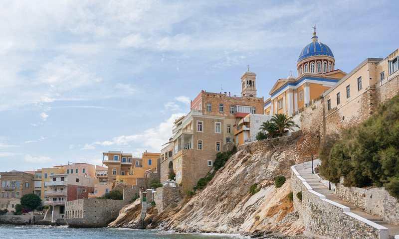 Agios Nikolaos in Ermoupoli, Syros