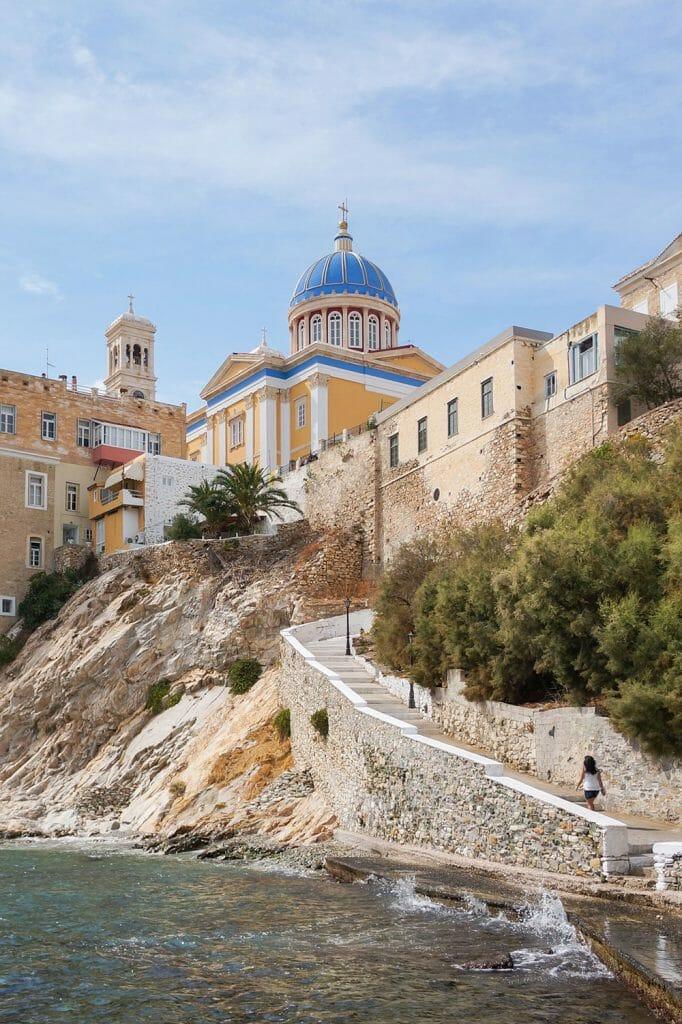 Agios Nikolaos in Ermoupouli, Syros