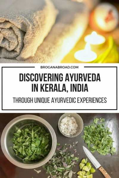 Ayurveda Experiences in Kerala, India