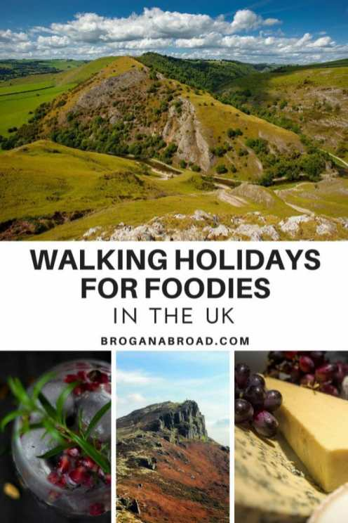 Combining walking holidays in the UK with foodie visits gives you the best of both worlds - a way to disconnect completely, enjoy breathtaking landscapes, and an insight to an area's culture, character and way of life. If you enjoy walking and local food, this post is for you. #uk #hiking #foodie #england