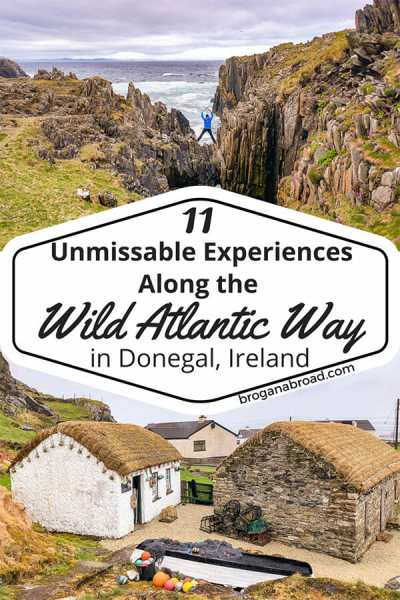 Unmissable Experiences on the Wild Atlantic Way in Donegal, Ireland