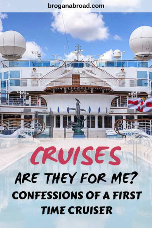 Is cruising for me? Before I went on my first cruise, I'd have said no - no doubt. Read about what my answer was after my experience as a first time cruiser #cruise #cruisetravel